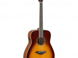 Yamaha Guitare Transacoustique FG TA-illustration